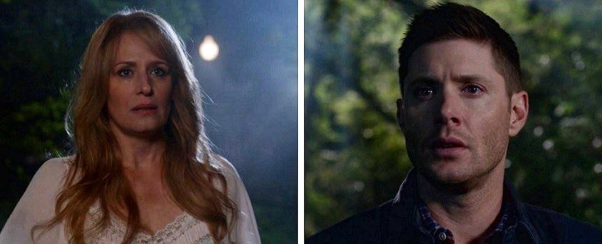 Supernatural Season 12 Mary Returns