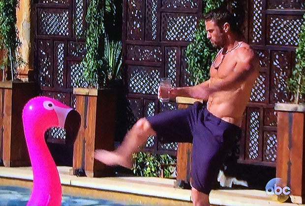 The Bachelorette Chad Eliminated
