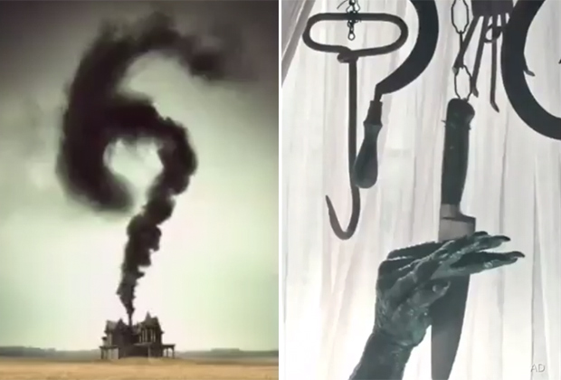American Horror Story Teasers
