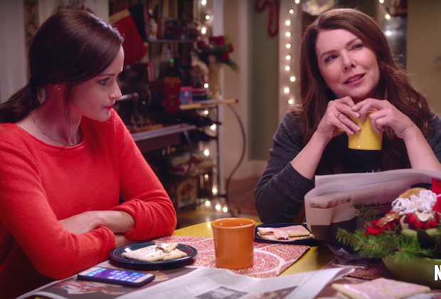 Amy Schumer Gilmore Girls Trailer Responds