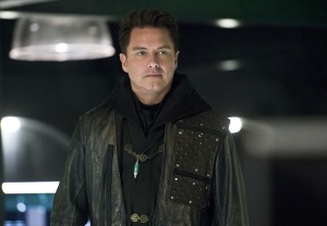 Arrow Barrowman Season 5