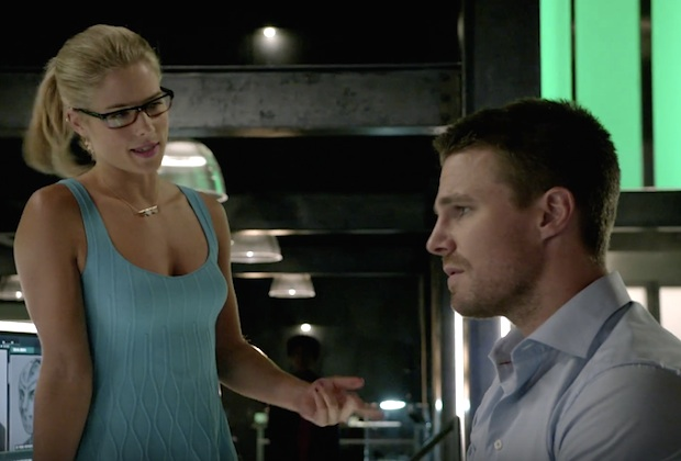 Arrow Season 5 Olicity Spoilers