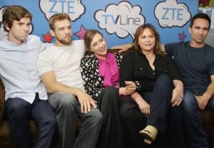 Bates Motel Season 5 Comic-Con Cast Interview
