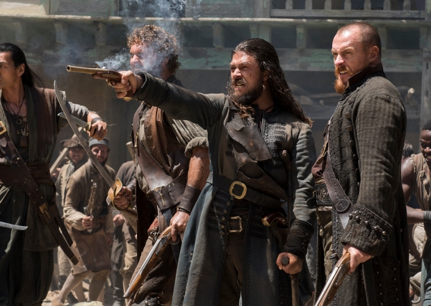 Black Sails Cancelled No Season 5