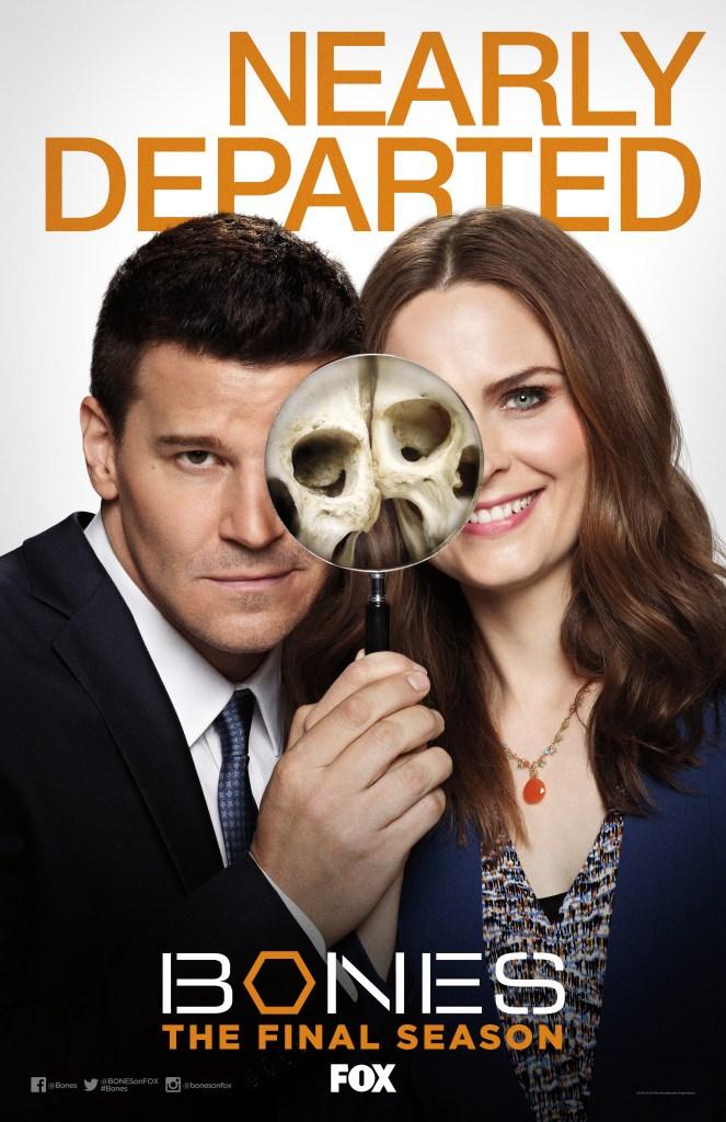 Bones Final Season 12 Poster Comic-Con