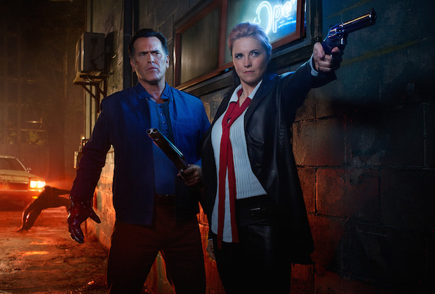 Ash vs. Evil Dead Season 2 Trailer