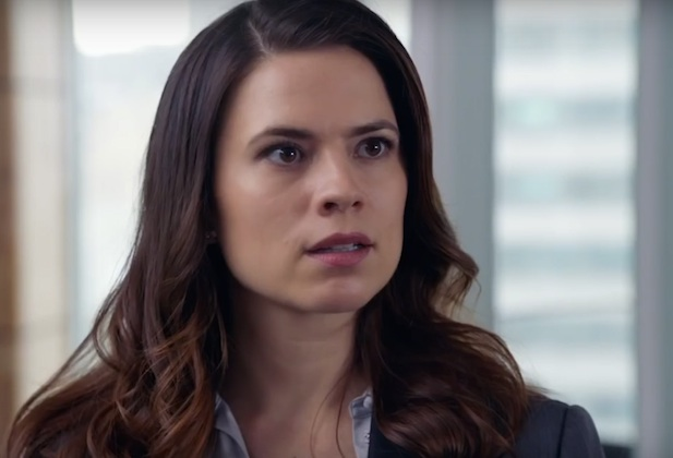 Conviction PIlot Preview ABC