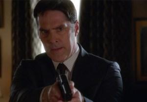 Criminal Minds Hotch Return