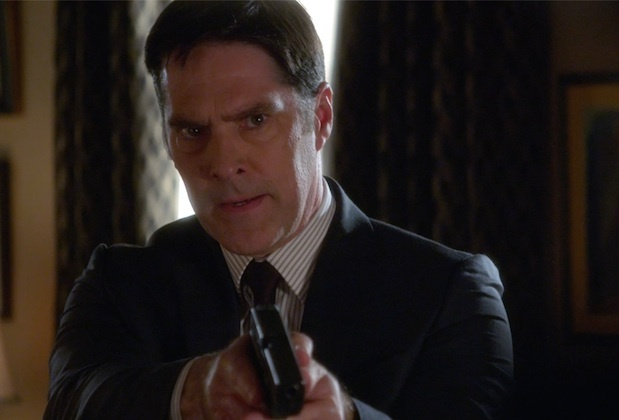 Criminal Minds Hotch Return
