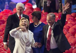 Democratic National Convention Ratings