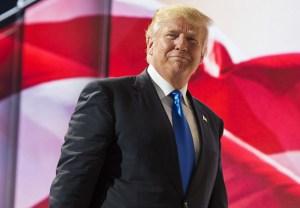 Donald Trump Nomination