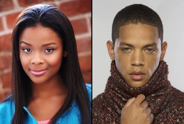 Empire Season 3 Young Cookie Cast