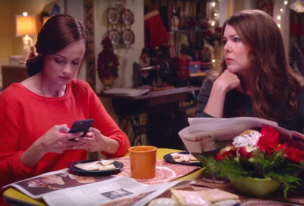 Gilmore Girls Revival Teaser New Footage