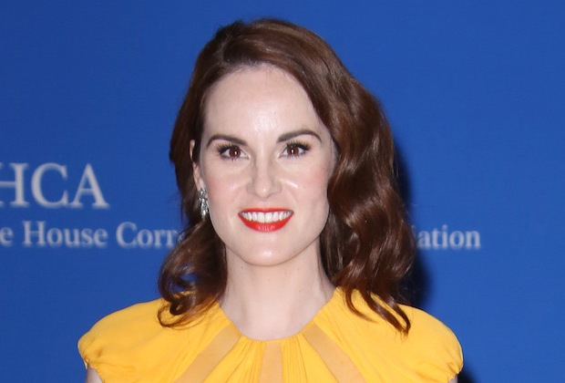 Michelle Dockery Godless Cast Netflix
