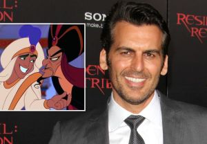 Once Upon a Time Jafar Oded Fehr