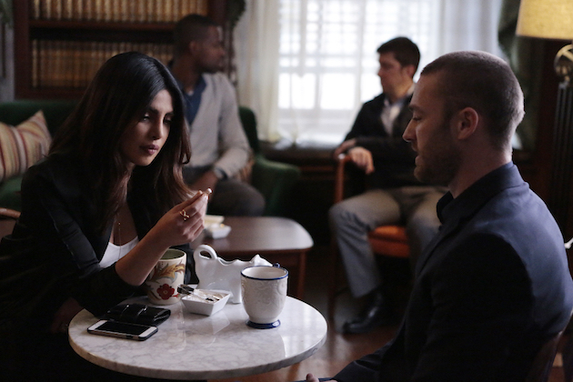 Quantico Season 2 Photos