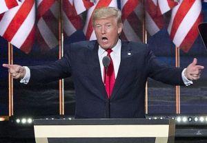 RNC Trump Speech Ratings