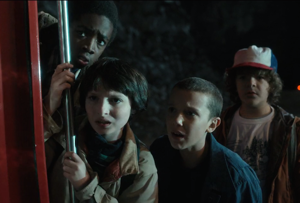 Stranger Things 15 Moments