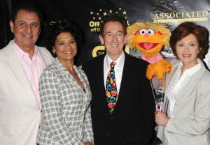 Sesame Street Cast Cut Bob Gordon Luis