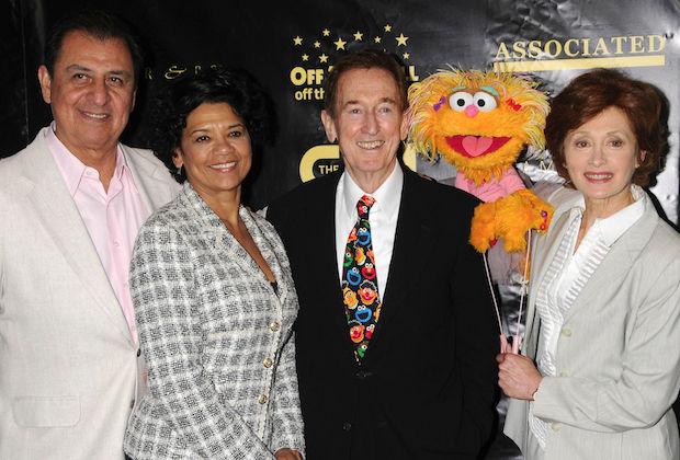 Sesame Street Cast Cut Bob Gordon Luis