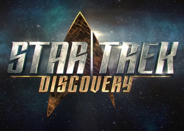 Star Trek Discovery Reboot Title