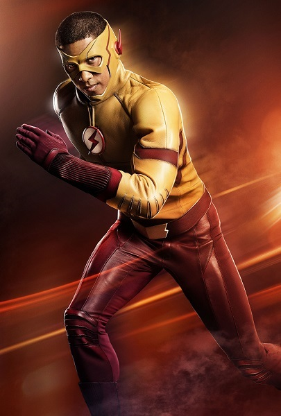Flash Wally West Kid Flash