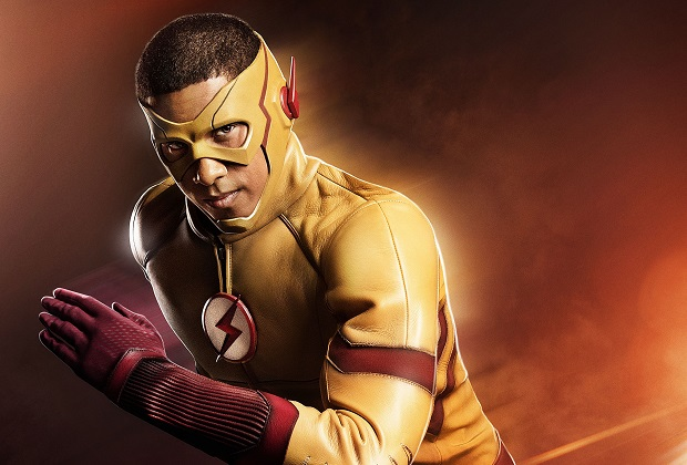 The Flash Wally West Kid Flash
