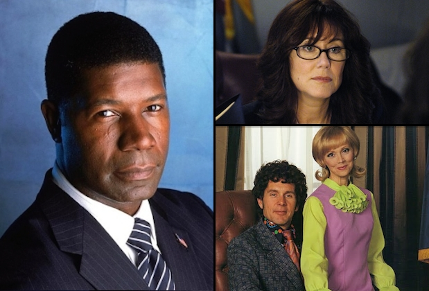 TV's Most Surprising Presidents