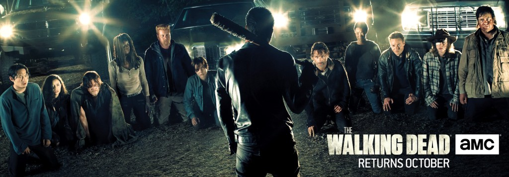 The Walking Dead Comic-Con Poster 2016