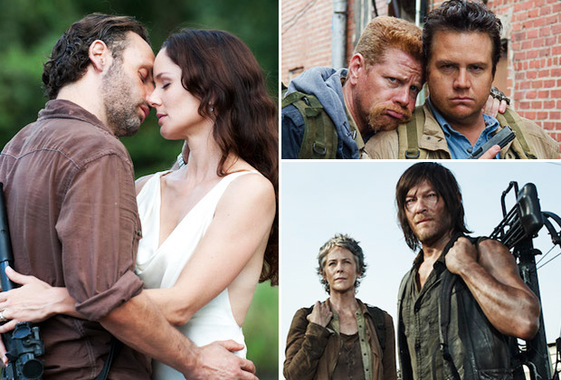 TWD Best Couples