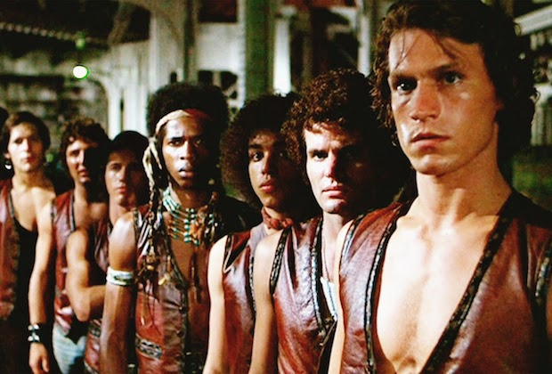 The Warriors Hulu Series