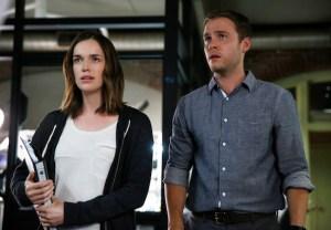 Agents of SHIELD Season 4 Simmons