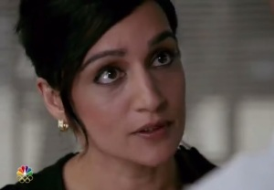 Archie Panjabi Blindspot Video