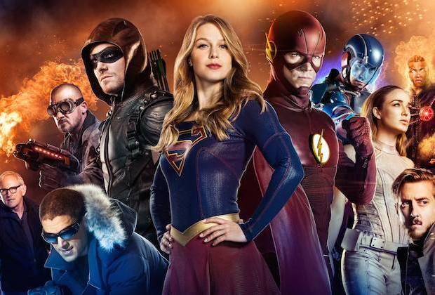 CW More Superhero Shows