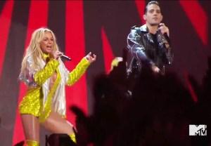 Britney Spears VMA 2016 Performance