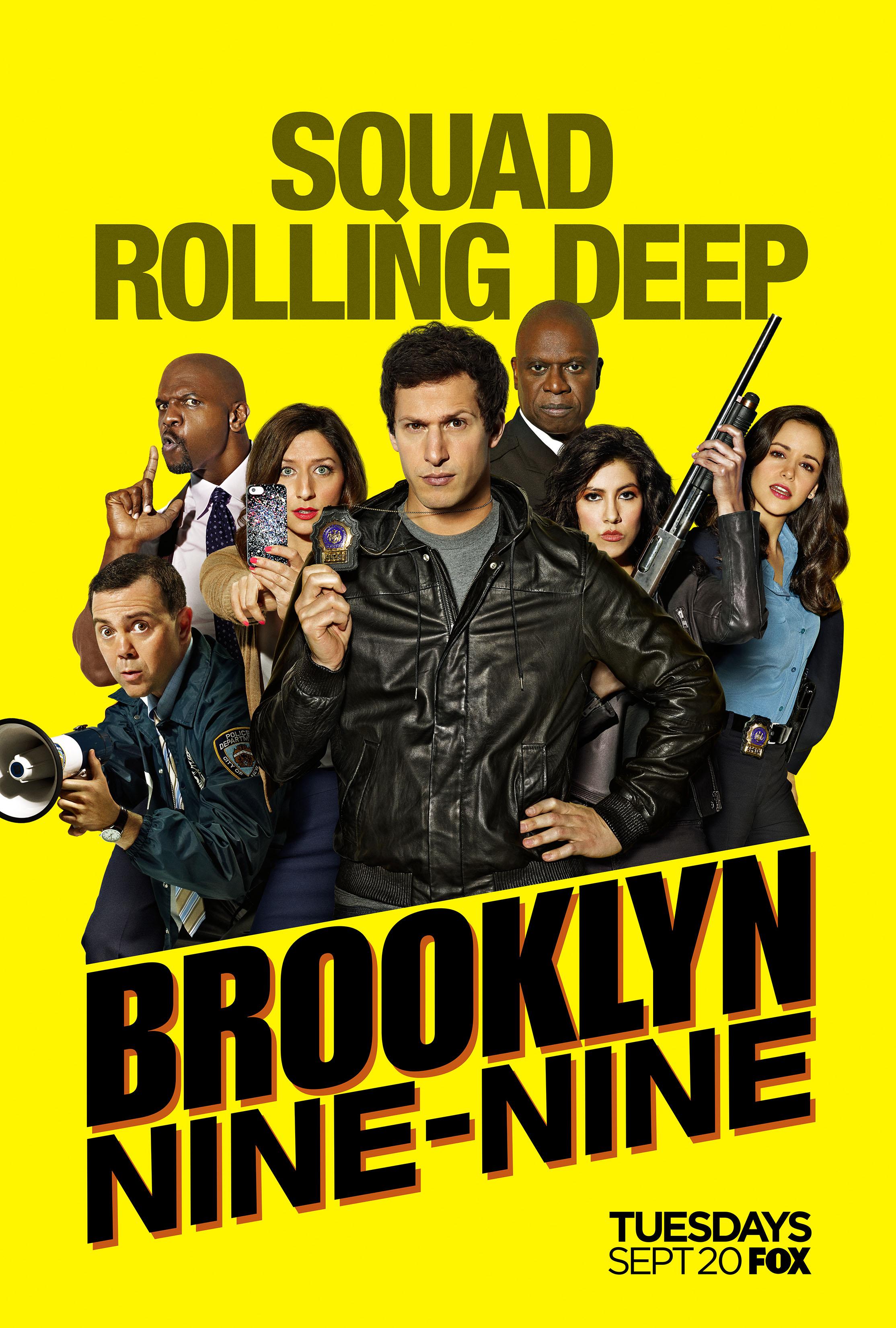 Brooklyn Nine-Nine Season 7 Release Date, Cast, Trailer