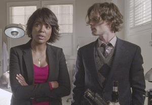 Criminal Minds Aisha Tyler Regular
