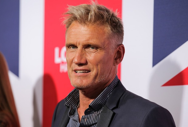 Arrow Season 5 Dolph Lundgren