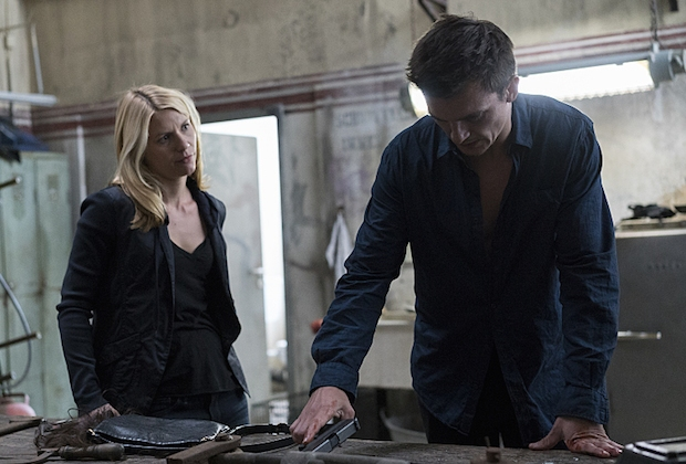 Homeland Season 6 Quinn Alive