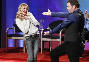 Whose Line Is It Anyway? Katie Cassidy
