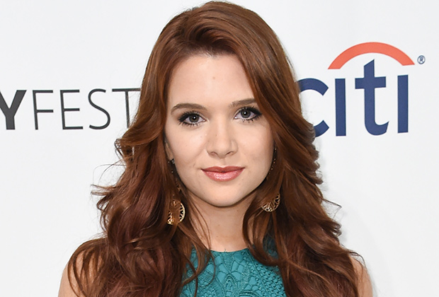Katie Stevens Issues Cast