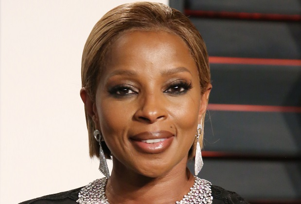 Mary J. Blige How to Get Away With Murder