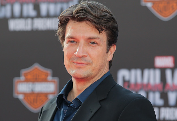 Nathan Fillion Modern Family