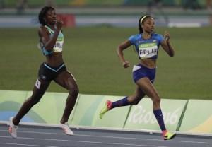 Olympics 2016 Allyson Felix Best Moments