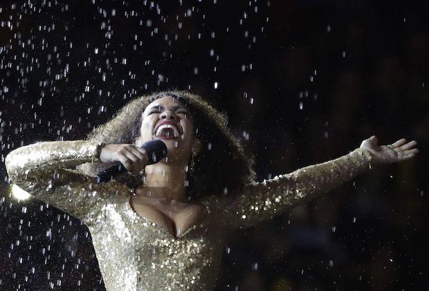 Olympics Ratings Closing Ceremony