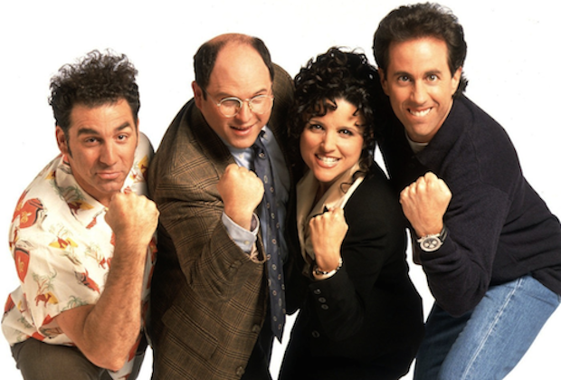 Seinfeld Netflix 2021