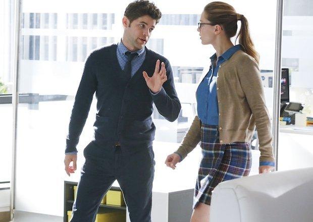 Supergirl Winn Gay Season 2 Spoilers