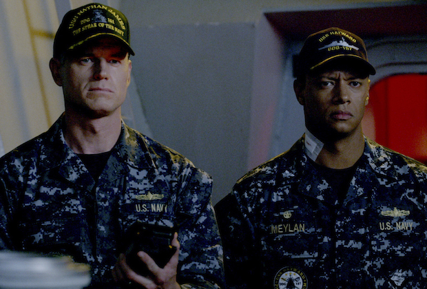 Last Ship Recap Chandler Arrested