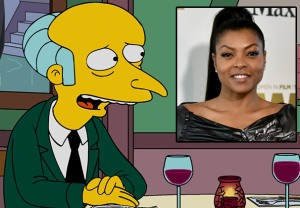 The Simpsons Taraji P. Henson