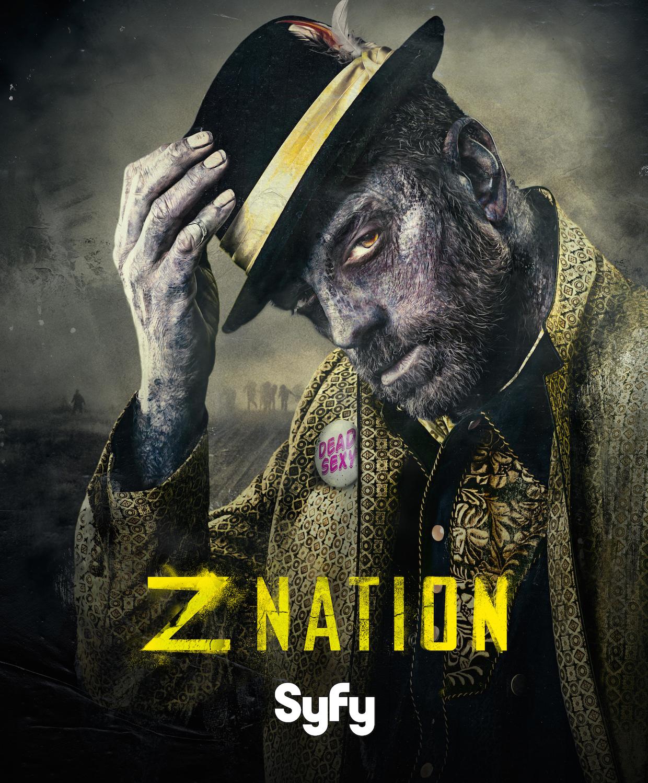 Z Nation Season 3 Poster